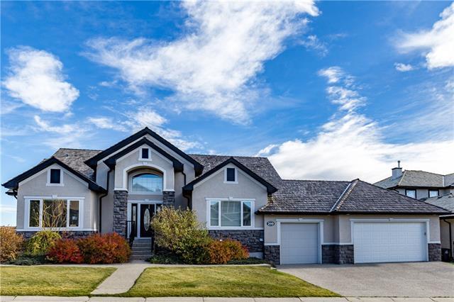 200 Gleneagles Estates Lane, Cochrane, AB T4C 2H8 (#C4209966) :: Calgary Homefinders