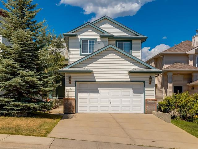 131 Arbour Crest Rise NW, Calgary, AB T3G 4R9 (#C4209977) :: Canmore & Banff