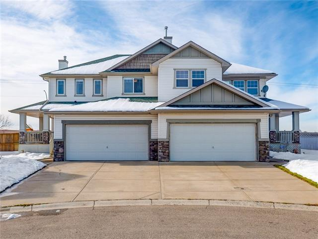 222 West Creek Bay, Chestermere, AB T1X 1P6 (#C4209998) :: The Cliff Stevenson Group