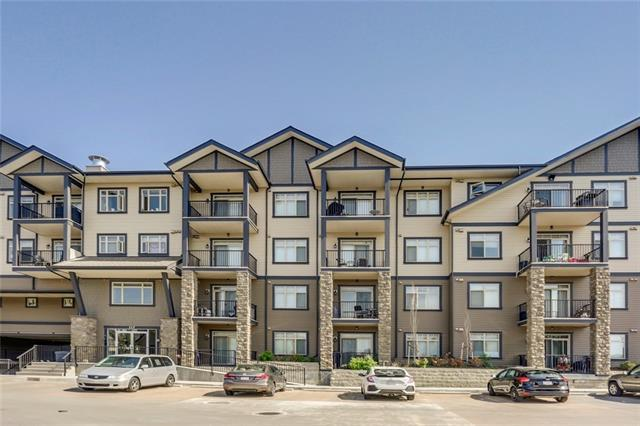 117 Copperpond Common SE #220, Calgary, AB T2Z 5E2 (#C4210059) :: Calgary Homefinders