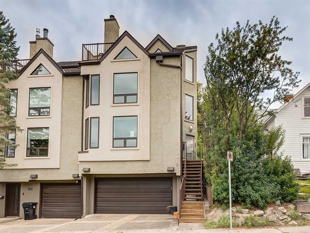 2306 14A Street SW, Calgary, AB T2T 3X1 (#C4210060) :: Calgary Homefinders