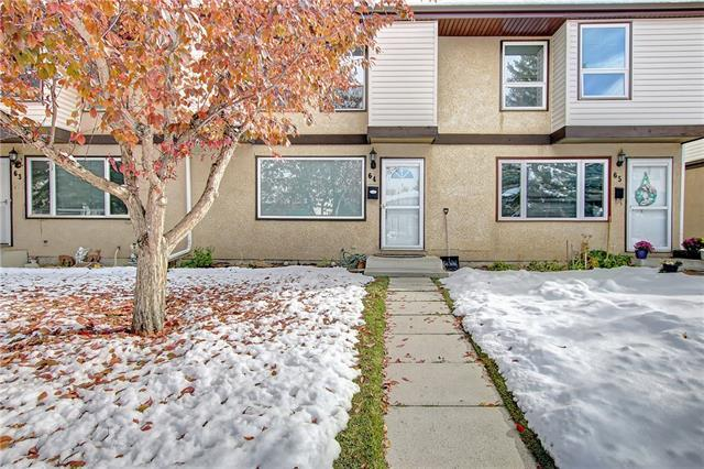 630 Sabrina Road SW #64, Calgary, AB T2W 2N7 (#C4210078) :: The Cliff Stevenson Group