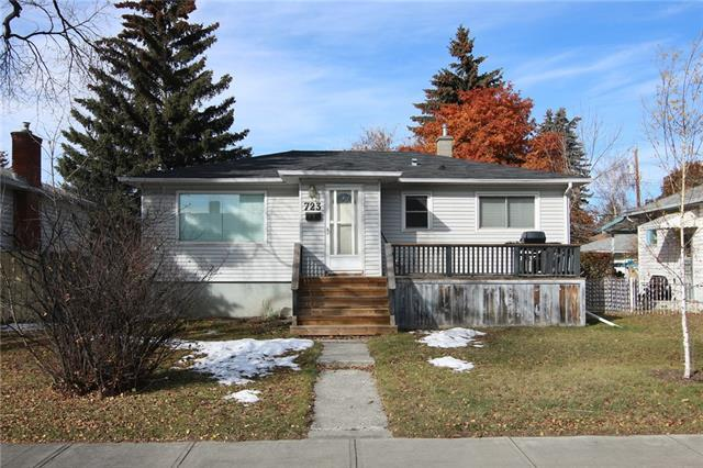 723 32 Street NW, Calgary, AB T2N 2W1 (#C4210098) :: Calgary Homefinders