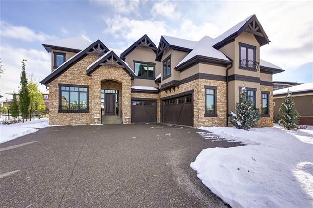 305 Spyglass Way, Rural Rocky View County, AB T3L 0C9 (#C4210099) :: The Cliff Stevenson Group
