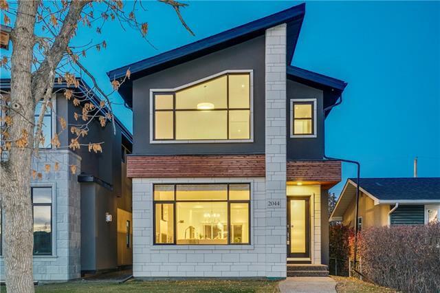 2044 52 Avenue SW, Calgary, AB T3E 1K1 (#C4210108) :: Calgary Homefinders