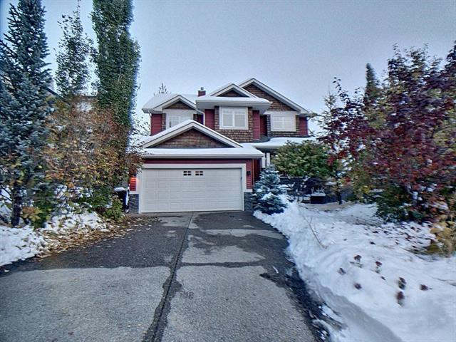 39 Hidden Creek Bay NW, Calgary, AB T3A 6H4 (#C4210111) :: The Cliff Stevenson Group