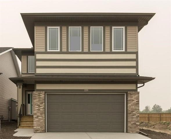 233 Willow Park, Cochrane, AB T4C 2N2 (#C4210114) :: Tonkinson Real Estate Team