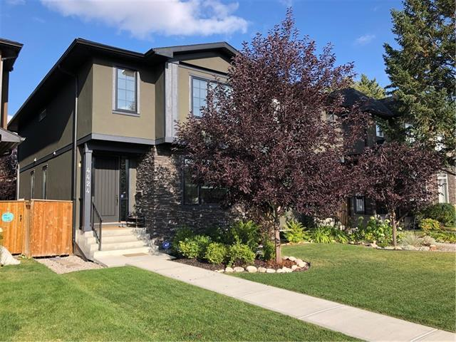 4424 19 Avenue NW, Calgary, AB T3B 0R9 (#C4210124) :: The Cliff Stevenson Group