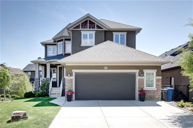 14 Ranchers Green, Okotoks, AB T1S 0G6 (#C4210125) :: Canmore & Banff