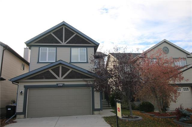 160 Copperfield Common SE, Calgary, AB T2X 4W9 (#C4210160) :: Calgary Homefinders