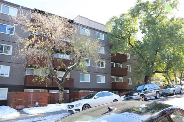 1904 10 Street SW #208, Calgary, AB T2T 3G1 (#C4210162) :: Canmore & Banff