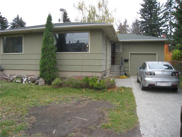 3411 Cascade Road NW, Calgary, AB T2M 4K4 (#C4210202) :: Canmore & Banff