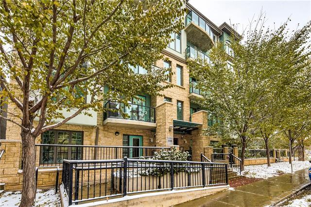 108 25 Avenue SW #502, Calgary, AB T2S 0K9 (#C4210206) :: Canmore & Banff