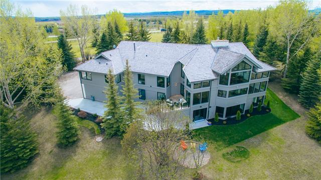 82 Elbow River Road, Rural Rocky View County, AB T3Z 2V2 (#C4210210) :: Tonkinson Real Estate Team
