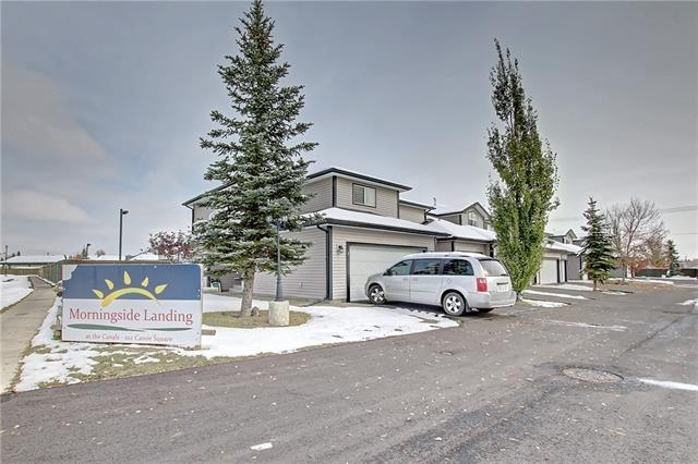 102 Canoe Square SW #1, Airdrie, AB T4B 2Z1 (#C4210215) :: Tonkinson Real Estate Team