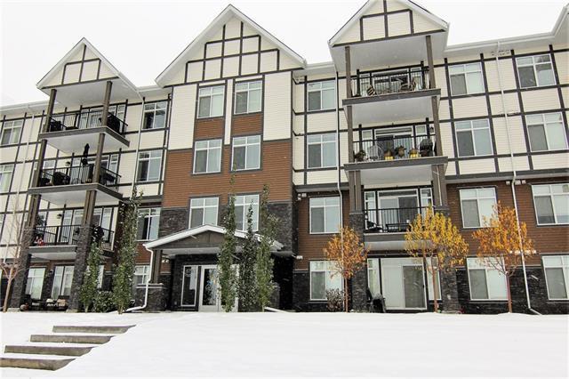 6703 New Brighton Avenue SE #410, Calgary, AB T2Z 5C8 (#C4210218) :: The Cliff Stevenson Group