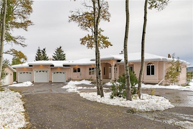 240029 175 Avenue W, Rural Foothills M.D., AB T0L 1W0 (#C4210237) :: Canmore & Banff