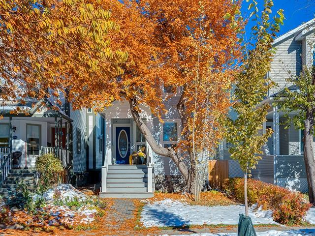 1752 7 Avenue NW, Calgary, AB T2N 0Z4 (#C4210257) :: Your Calgary Real Estate