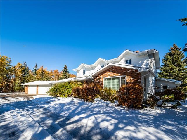 24122 Aspen Drive NW, Rural Rocky View County, AB T3R 1A5 (#C4210316) :: Calgary Homefinders