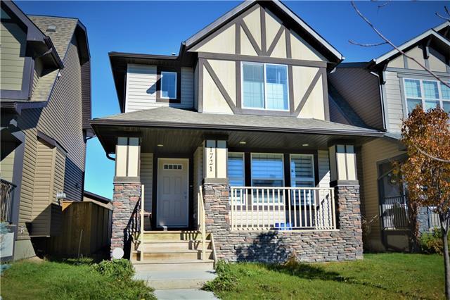 1721 Legacy Circle SE, Calgary, AB T2X 0X9 (#C4210323) :: Calgary Homefinders