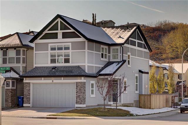 5 Chaparral Valley Crescent SE, Calgary, AB T2X 0Y3 (#C4210341) :: Calgary Homefinders