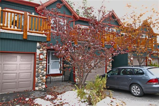 1022 Rundleview Drive #20, Canmore, AB T1W 2P2 (#C4210374) :: Redline Real Estate Group Inc