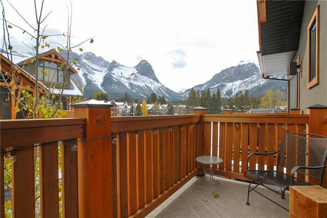 6th 511 Avenue #4, Canmore, AB T1W 2L5 (#C4210377) :: Tonkinson Real Estate Team