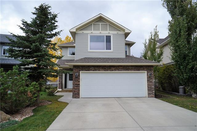 115 Crystal Shores Grove, Okotoks, AB T1S 1Y3 (#C4210407) :: Your Calgary Real Estate