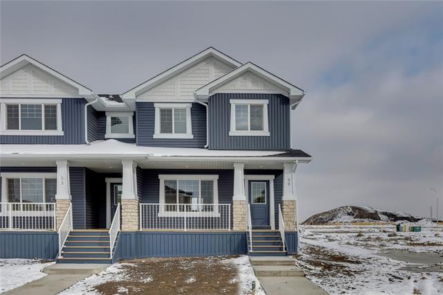 56 Red Embers Manor NE, Calgary, AB T3N 1K6 (#C4210435) :: Canmore & Banff