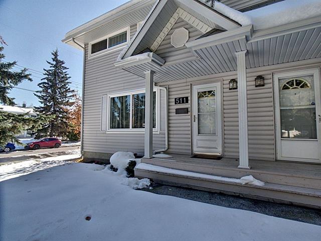 4525 31 Street SW #511, Calgary, AB T3E 2P8 (#C4210454) :: Calgary Homefinders
