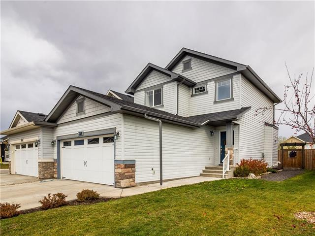 348 Ranch Gardens, Strathmore, AB T1P 0C1 (#C4210555) :: Your Calgary Real Estate