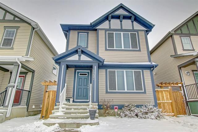 1297 Reunion Place NW, Airdrie, AB T4B 0Z6 (#C4210589) :: The Cliff Stevenson Group