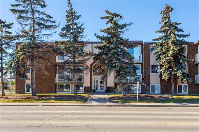 1143 37 Street SW #302, Calgary, AB T3C 1S5 (#C4210596) :: Tonkinson Real Estate Team