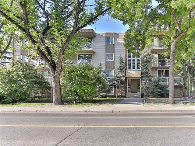 207 25 Avenue SW #203, Calgary, AB T2S 0L2 (#C4210616) :: Canmore & Banff