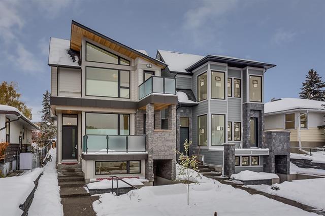 3025 12 Avenue SW, Calgary, AB T3C 0S5 (#C4210632) :: The Cliff Stevenson Group