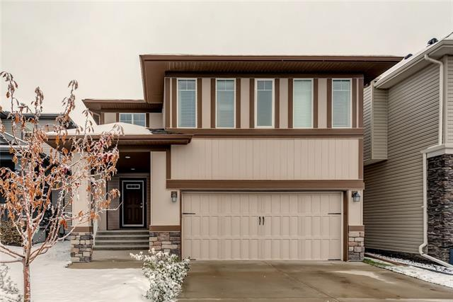 2074 Hillcrest Green SW, Airdrie, AB T4B 3W1 (#C4210636) :: Calgary Homefinders