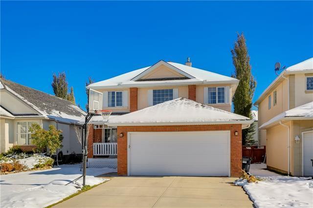 138 Strathridge Place SW, Calgary, AB T3H 4J1 (#C4210653) :: Calgary Homefinders