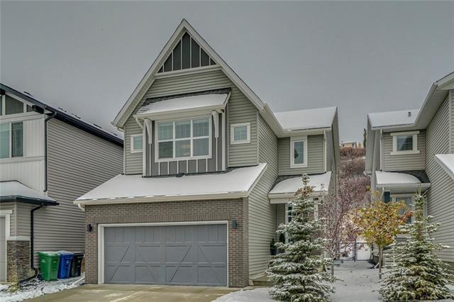 415 Chaparral Valley Way SE, Calgary, AB T2X 0Y2 (#C4210655) :: Calgary Homefinders