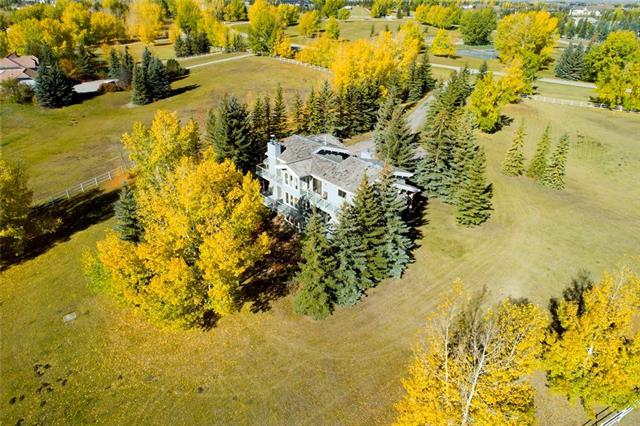 59 Calling Horse Estates, Rural Rocky View County, AB T3Z 1H4 (#C4210695) :: Redline Real Estate Group Inc