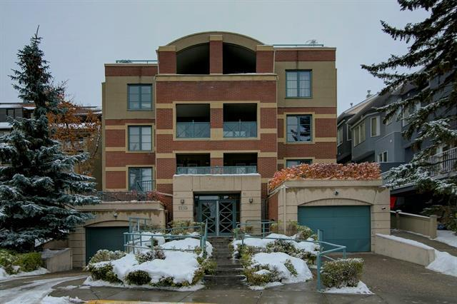 1235 Cameron Avenue SW #302, Calgary, AB T2T 0L1 (#C4210728) :: Canmore & Banff