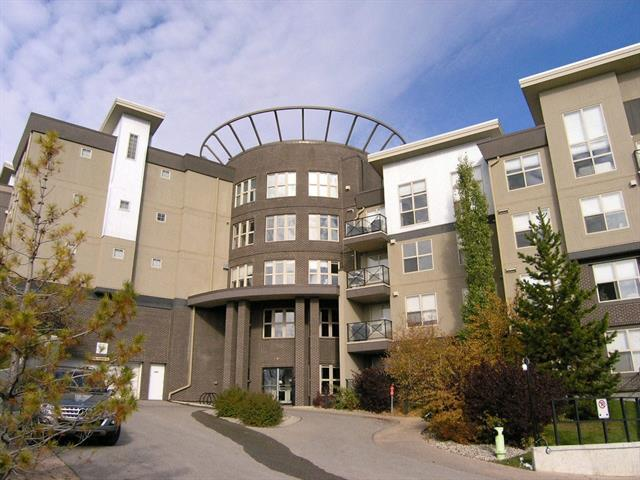 88 Arbour Lake Road NW #414, Calgary, AB T3G 0C2 (#C4210738) :: Canmore & Banff