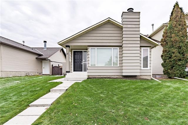 15 Deersaxon Road SE, Calgary, AB T2J 6T1 (#C4210744) :: Tonkinson Real Estate Team