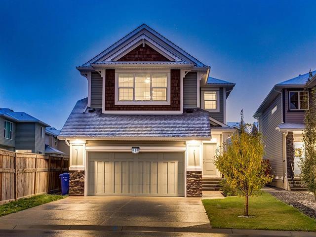 11 Auburn Springs Park SE, Calgary, AB T3M 1Y4 (#C4210755) :: Calgary Homefinders