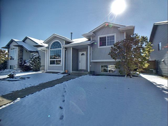 102 Dubois Crescent, Red Deer, AB T4R 3H9 (#C4210773) :: Calgary Homefinders
