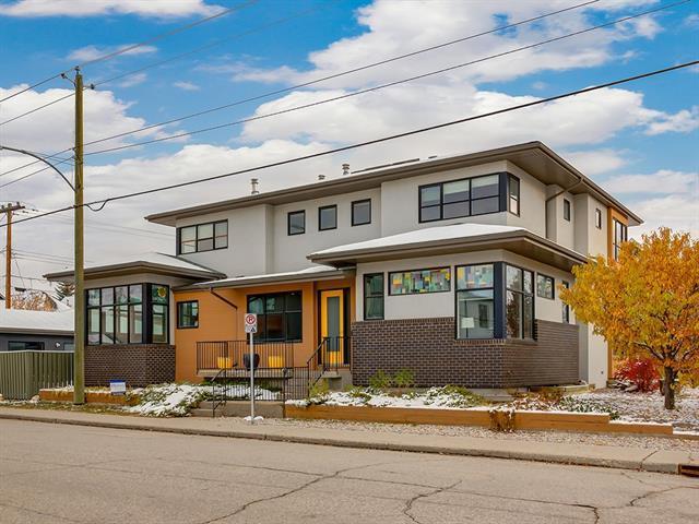 204 18 Street NW, Calgary, AB T2N 0B1 (#C4210802) :: Your Calgary Real Estate