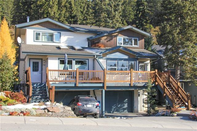 36 Ridge Road, Canmore, AB T1W 1G6 (#C4210806) :: Tonkinson Real Estate Team
