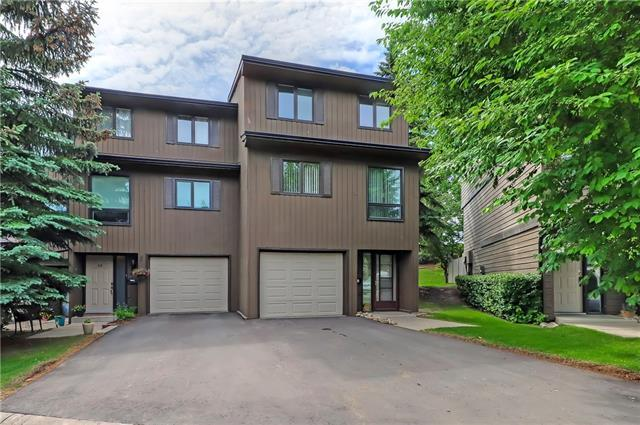 23 Glamis Drive SW #50, Calgary, AB T3E 6S3 (#C4210818) :: Twin Lane Real Estate
