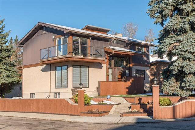 1403 17A Street NW, Calgary, AB T2N 2G2 (#C4210823) :: Your Calgary Real Estate