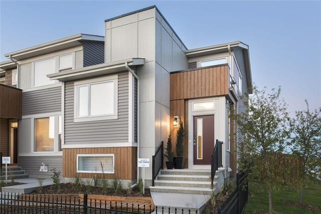 1508 Cornerstone Boulevard NE, Calgary, AB T3N 1H2 (#C4210828) :: Canmore & Banff
