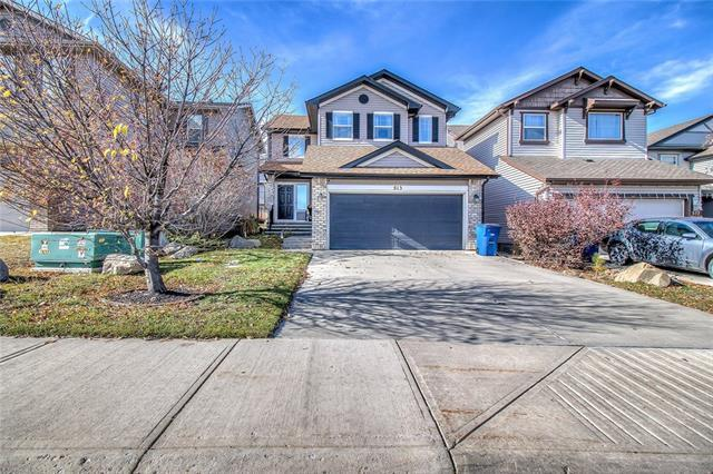 513 Coopers Drive SW, Airdrie, AB T4B 3M5 (#C4210839) :: Tonkinson Real Estate Team